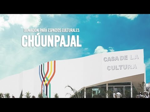 Video Donación para espacios culturales Chúunpajal | Crónica Macay