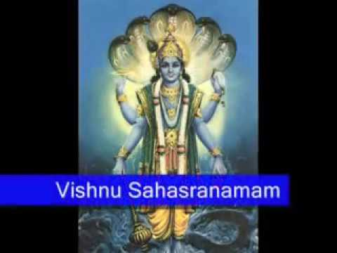 Vishnu-Sahasranamam | full-with-lyrics|