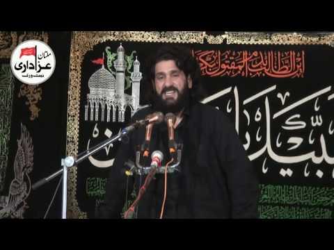 Zakir Ijaz Hussain Jhandvi I 4 Muharram 2018 I ImamBargah Shah Yousaf Gardez Multan