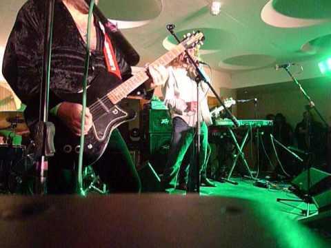 Robert Plant and Deborah Bonham band Hereford  30 April 2016