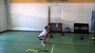 Functional Tennis - Muscle transform for tennis movement