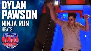 Dylan Pawson's epic run | Australian Ninja Warrior 2019
