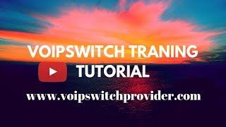 training voipswitch