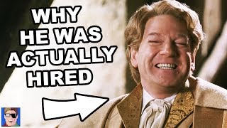 Why Dumbledore Actually Hired Lockhart