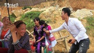 Thanh niên thử kéo vợ ở phiên chợ vùng cao và cái kết hài hước