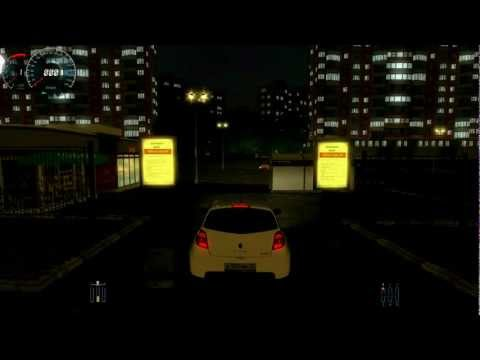 City Car Driving 1.2.5 - Renault Clio RS [ HD 1080p ]