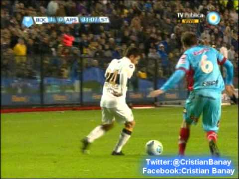 Boca 1 Arsenal 0 (Audio Radio Colonia)  Torneo Final 2013 (16/6/2013)