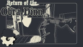 Return of the Obra Dinn | Ep#9: Terrors From The Deep