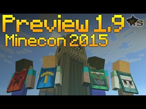 Preview 1.9 Minecon 2015