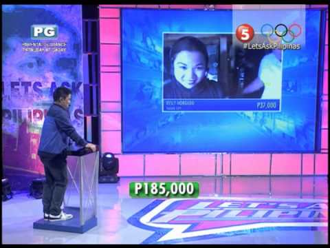 Let's Ask Pilipinas Season 3 Episode 10.4