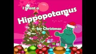 I Want A Hippopotamus For Christmas (Christmas Chipmunk)