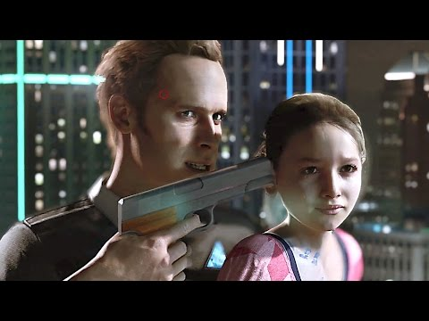 DETROIT : Become Human Trailer (E3 2016 - PS4)