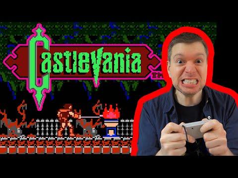 Castlevania NES Video Game Review S5E10 | The Irate Gamer