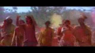 Mangal Pandey, The Holi Song