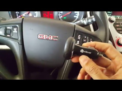 iClever IC-F53 Wireless Bluetooth FM Transmitter Review