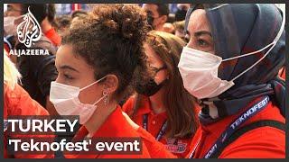 Teknofest: Turkey's biggest tech event begins