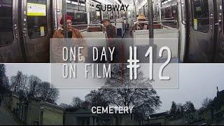 One Day On Film #12 | Random Analog Double Exposure (Nikon FM2n)