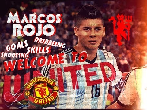 Manchester United | Marcos Rojo |  Skills | Goals | Passes | Welcome to Manchester United