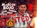 Manchester United   Marcos Rojo    Skills   Goals   Passes   Welcome to Manchester United -