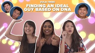 ZULA Tries: Finding An Ideal Partner Based on DNA + GIVEAWAY