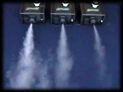 Nutramist Ultrasonic Fogging Misting Units Aeroponics
