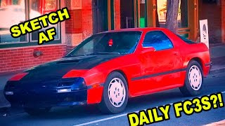 Rescuing The Cheapest FC3S RX7 Turbo II From Its Grave | Part 5