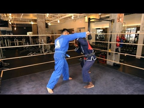 How to Defend a Slap Punch | Jiu Jitsu Image 1