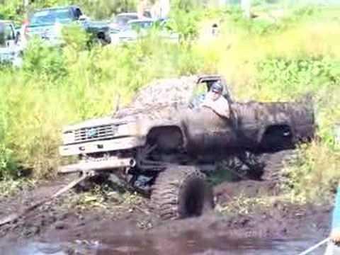 Mud Truck Video 1 Video