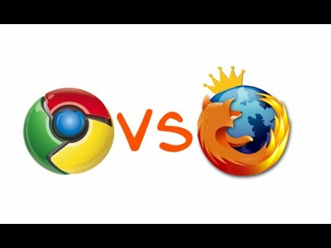 Firefox 29 vs Google Chrome 35 - Browser Test 2014