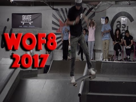 WOF8 (Seattle) Advanced/Finals Highlights (4K UHD)