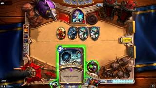 Hearthstone Twisting Nether is awesome