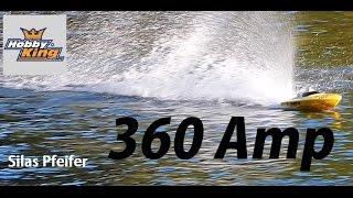 RC CHALLENGE PURSUIT!!! raceboat 80km/h
