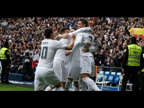 Real Madrid 4-2 Athletic Liga BBVA 2015-2016 | COPE