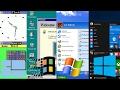 History Of Microsoft Windows (Windows 1.0   10)