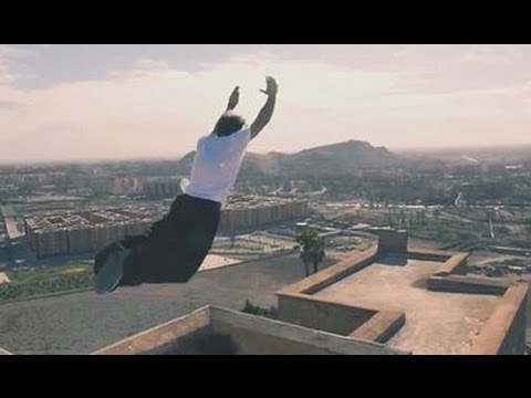 Best of Parkour and Freerunning 2014