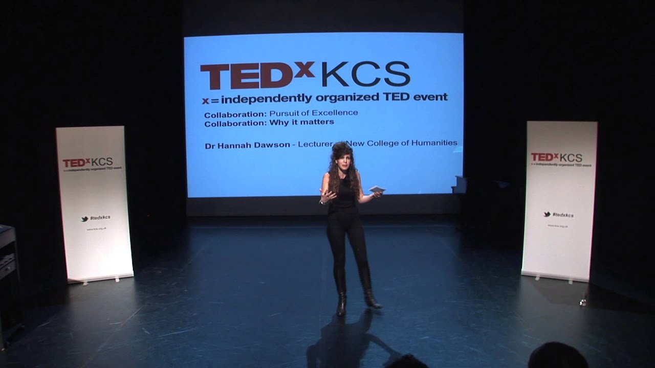 No society without the state | Hannah Dawson | TEDxKCS