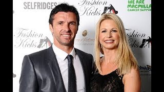 Gary Speed's wife Louise describes 'horror film' moment she found football star hanging at home