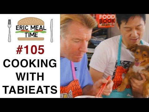 Easy Shoyu Chicken w/TabiEats - Eric Meal Time #105