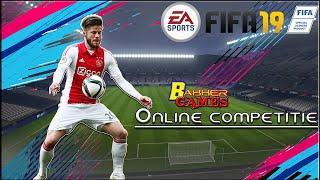 """Vanavond spelen we """"Online Competitie"""" Fifa 19"""