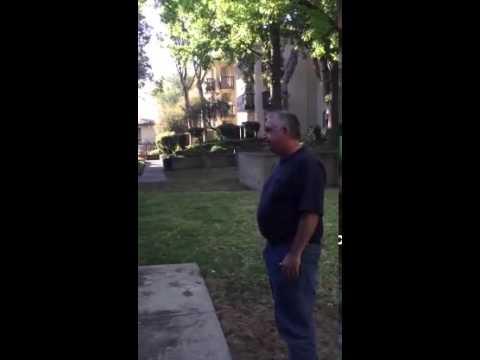 Man Slaps Another Man Black Man Slaps Another Man
