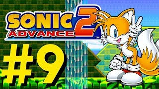 Sonic Advance 2 - Leaf Forest & Hot Crater (Tails)