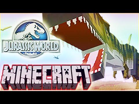 Minecraft Jurassic World Modded Roleplay Adventure! Ep.11