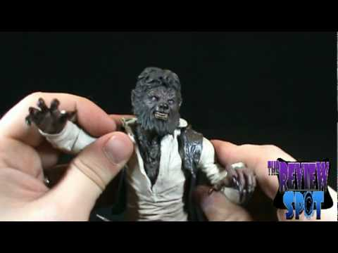 Toy Spot - Mezco The Wolfman Figure