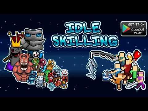 Idle Skilling - Incremental RPG Adventure thumb