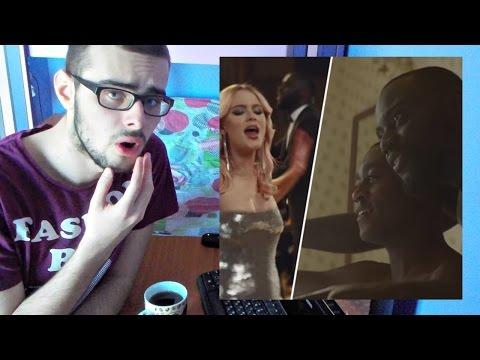 CLEAN BANDIT - SYMPHONY FT. ZARA LARSSON MUSIC Audio ( REACTION )
