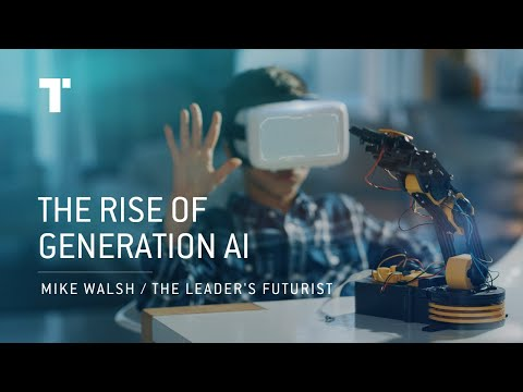 The Rise of Generation AI