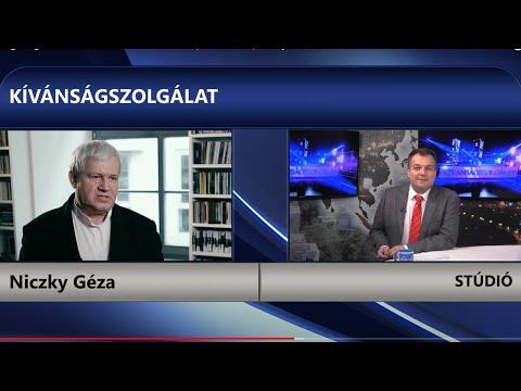 Kívánságszolgálat Dr. Klement Zoltánnal - 2021.10.01., Niczky Géza