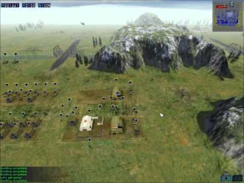 Conflict Zone (PC) Skirmish - Duel on the summit
