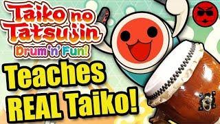 Taiko Drum Master Teaches You Real Taiko Culture Shock