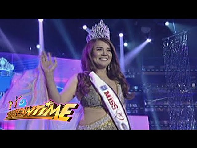 It's Showtime Miss Q & A: Kristine Ibardaloza is the new Miss Q & A